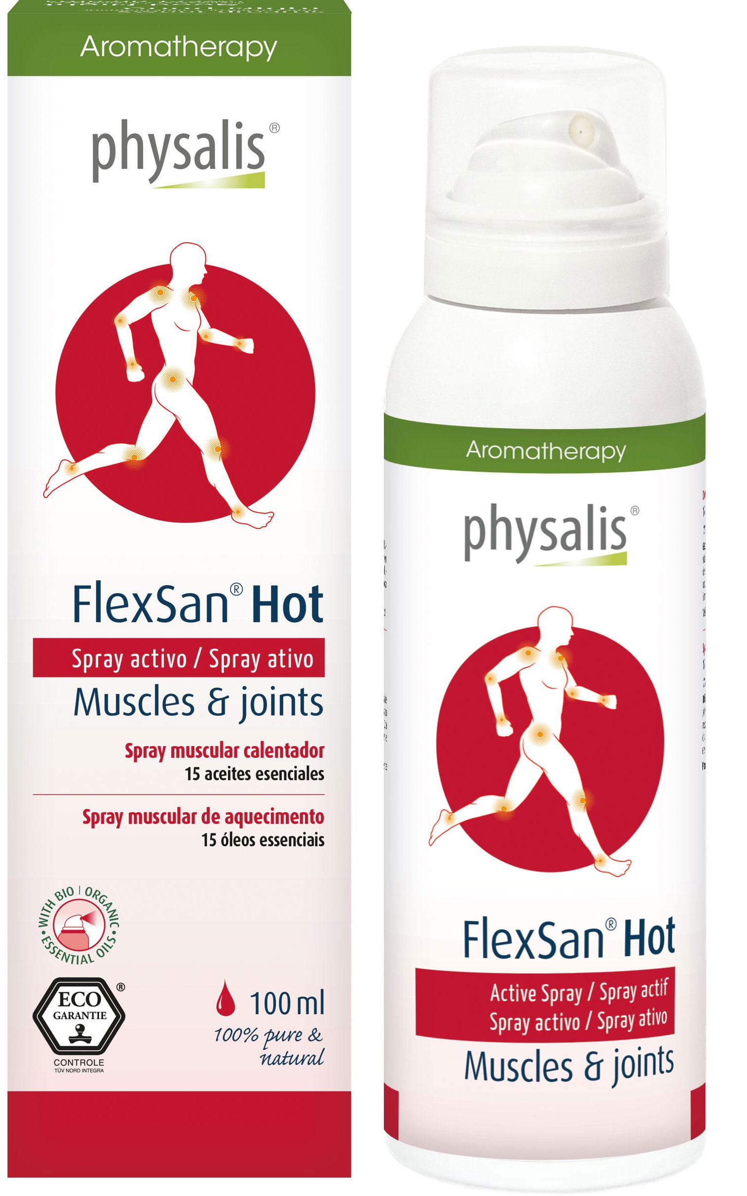 FlexSan<sup>®</sup> Hot